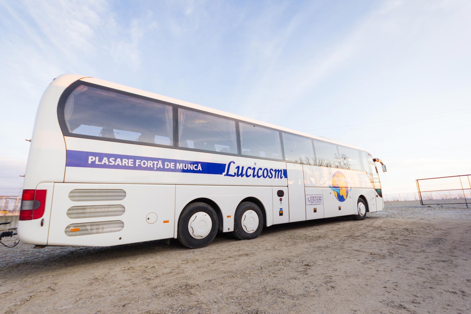 lucicosm inchiriere autobuz